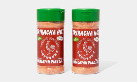 Spice-Infused Pink Seasoning Salts