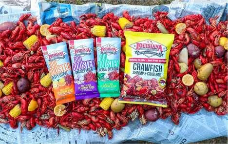 Salt-Free Seafood Seasonings