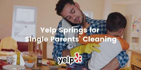 Single Parent-Supporting Cleaning Initiatives