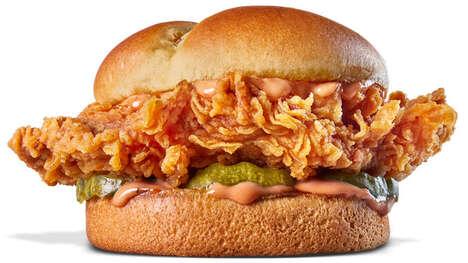 Rival Signature Chicken Sandwiches