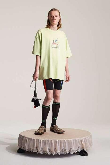 70s-Themed Refined Modern Menswear