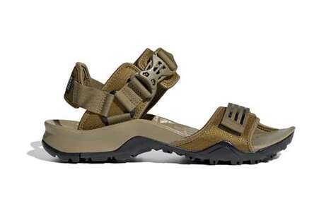 Performance Grippy Hiking Sandals