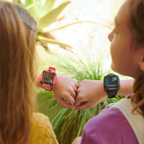 Child-Friendly GPS Smartwatches