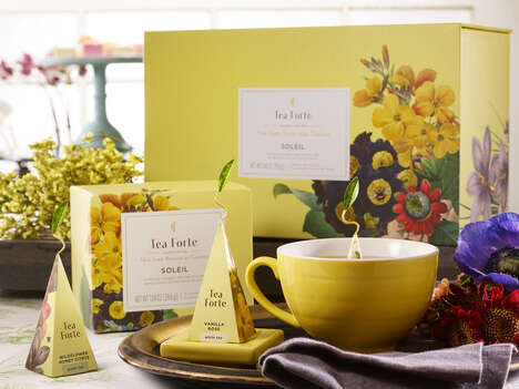 Sunny Tea Collections