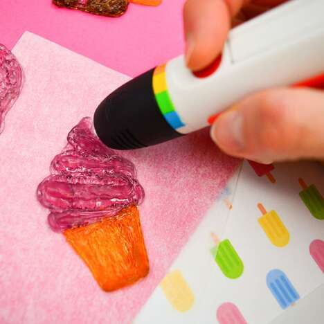 Edible Candy 3D Pens