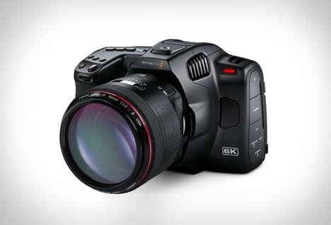 Pro-Grade Cinema Cameras