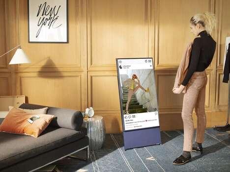 Dual-Orientation TVs