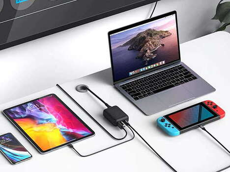 Console-Compatible Device Chargers