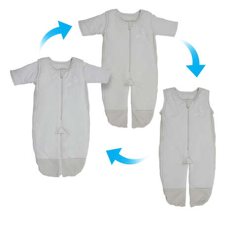 3-in-1 Baby Swaddles