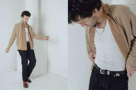 Art Movement-Inspired Effortless Fashion