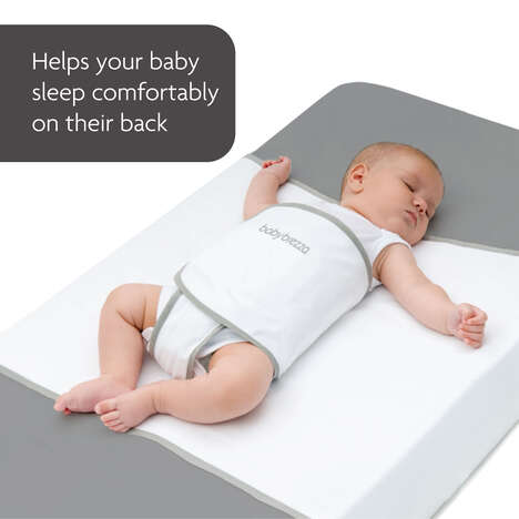 Safety-Focused Sleep Swaddles