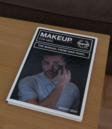 Men's Makeup Manuals