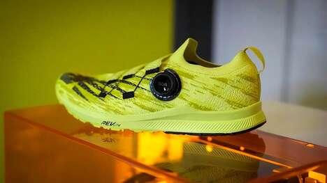 3D-Printed Sneaker Prototypes