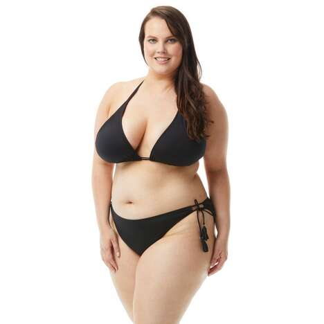 Contemporary Bra-Sized Swimwear