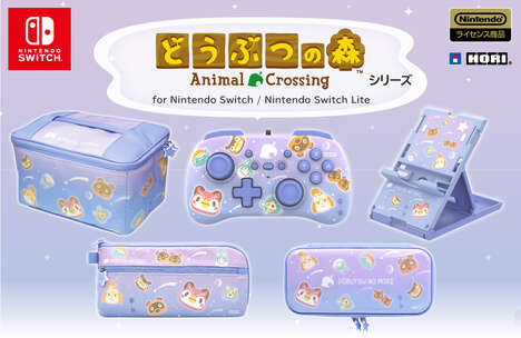 Game-Themed Console Accessories