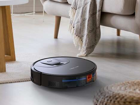 Two-in-One Robotic Vacuum Cleaners