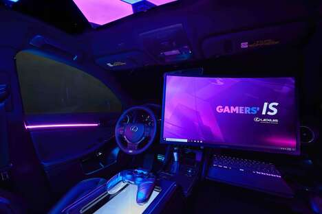 Gamer-Friendly Vehicles