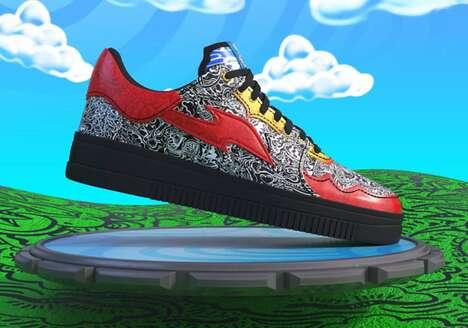 Token-Paired Sneakers