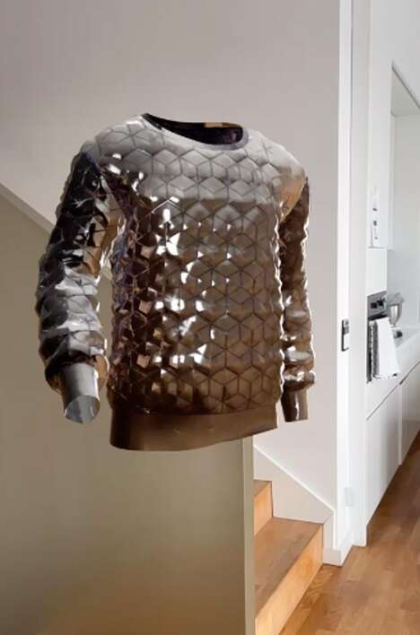 Collectible Cryptocurrency Sweaters
