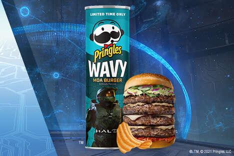 Gamer-Targeted Crisps