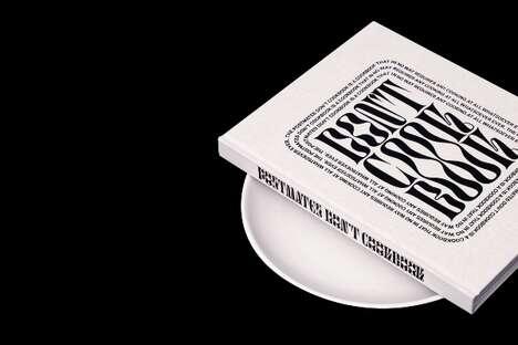 QR Code Cookbooks