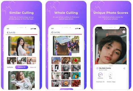 AI Photo Album Apps