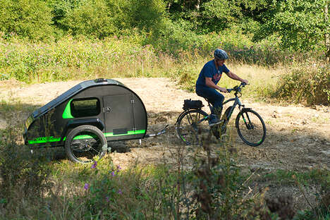 Explorer Cyclist Camping Trailers