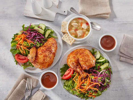 Better-for-You Restaurant Meals