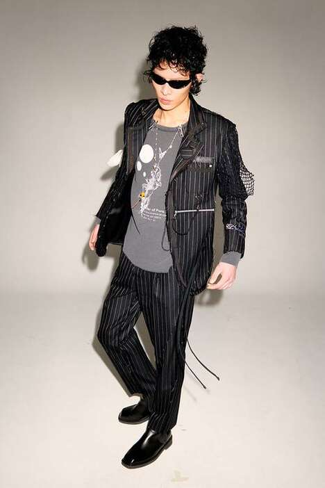 Defiant Rebellious Fall Fashion