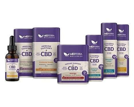 Immune Support CBD Solutions