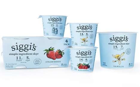 Sugar-Wise Yogurt Products