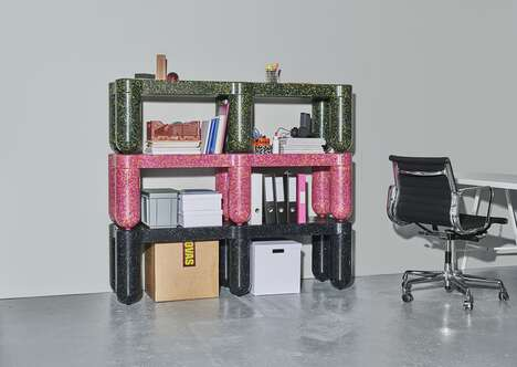 Stackable Recyclable Furniture
