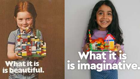 Reinvented Toy Ads