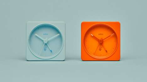 Monochromatic Alarm Clocks