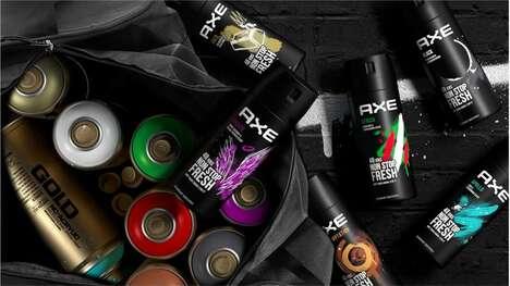 Street-Style Bodycare Branding