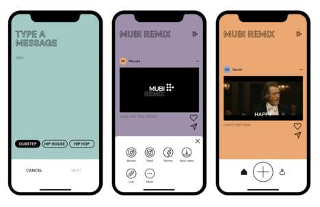 Movie-Inspired Messaging Apps