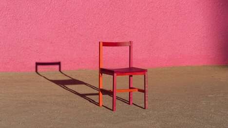VIbrant Naturally Dyed Chairs