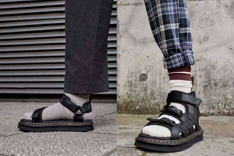 Rugged Hybrid Sandals