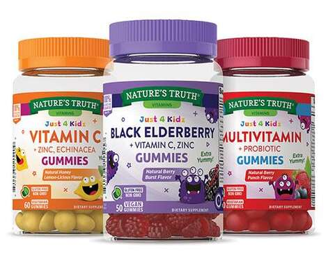 Child-Friendly Dietary Supplements