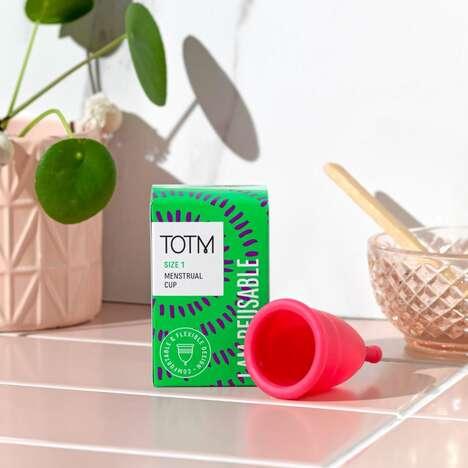 Zero-Waste Menstrual Cups