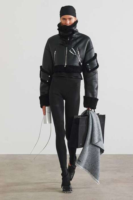 Balance-Exploring Fall Clothing