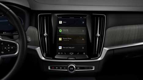 In-Car Android Infotainment Systems