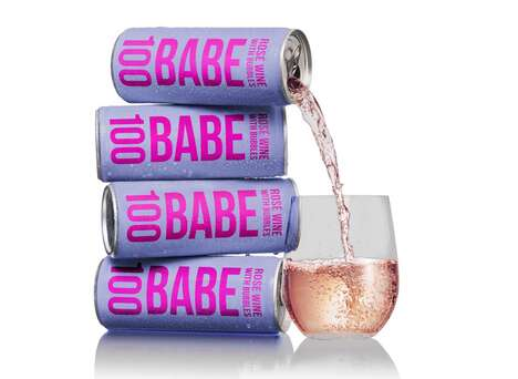 100-Calorie Canned Wines