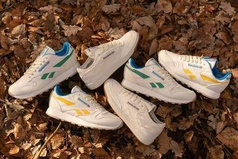 Plant-Based Sustainable Footwear