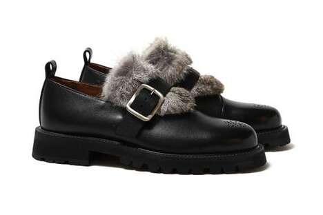 Heavy Sole Footwear Series