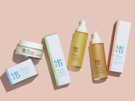 Adaptable Skincare Cleansers