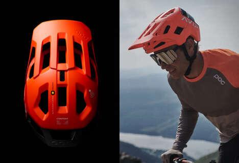 Rotational Impact Protection Helmets