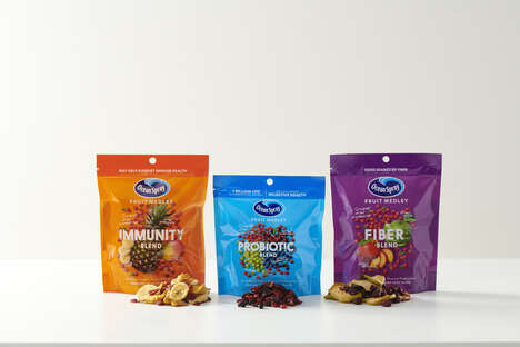 Functional Cranberry Snacks