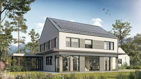 Prefab Construction Modular Homes