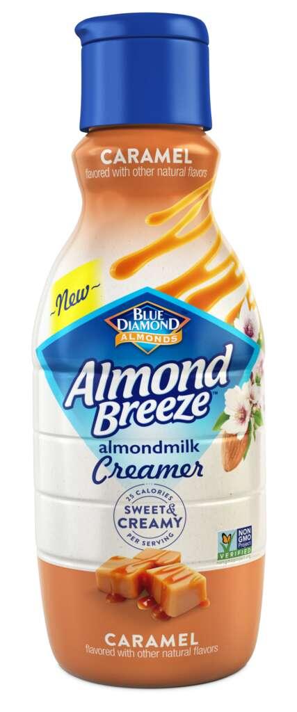 Revitalized Almond Milk Creamers